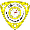 Yellow Rotor Decal
