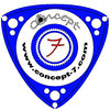 Blue Rotor Decal