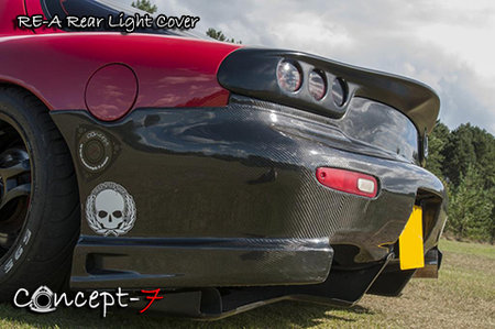 RE-A Style Rear Light Cover\\n\\n08/09/2013 20:11